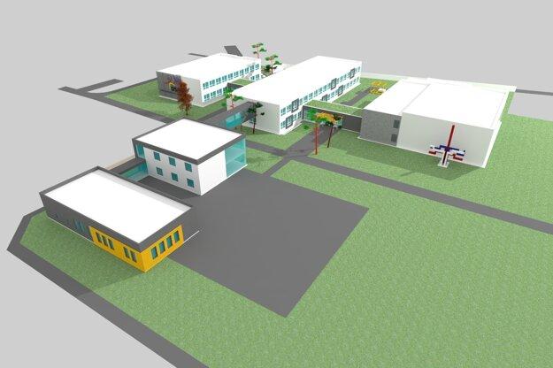 V Trnave vyrastie moderné technologické vzdelávacie centrum