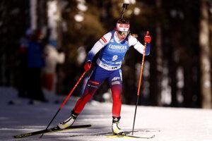 Paulína Fialková obsadila 50. miesto.