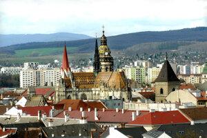 Pohľad na Košice: Mesto pred časom zaviedlo poplatok za rozvoj, ale želaný efekt to zatiaľ podľa jedného z poslancov neprinieslo.