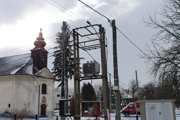 V Priekope rekonštruovali trafostanicu, obyvatelia boli  desať dní bez elektriny.