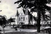Pôvodná košická železničná stanica.
