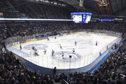 Steel Aréna v súčasnosti zíva na zápasoch prázdnotou.