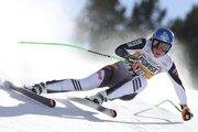 Petra Vlhová dnes ide super-G vo Val di Fassa, sledujte zjazdové lyžovanie.