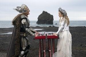 Will Ferrel a Rachel McAdams v komédii Eurovision Song Contest: The Story of Saga Fire.