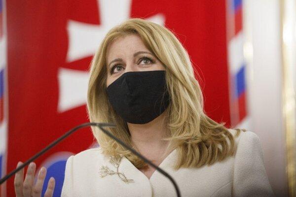 Prezidentka Zuzana Čaputová namietala, že novela zákona nesplnila podmienky pre skrátené legislatívne konanie.