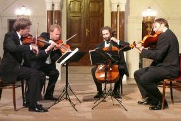 Festival klasickej hudby v synagóge otvoril Zemlinsky Quartet z Česka.