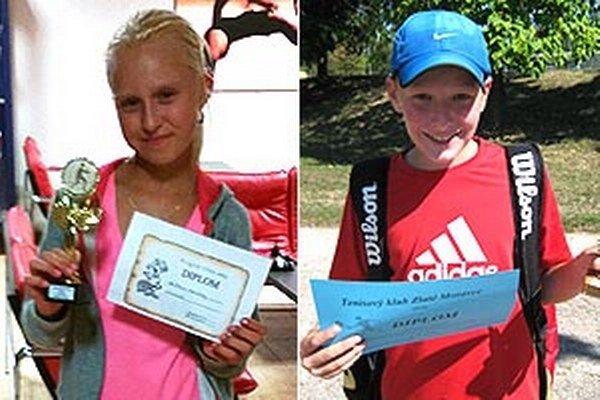 Bianca Behúlová a Roman Mojto zaznamenali ďalšie pekné úspechy.