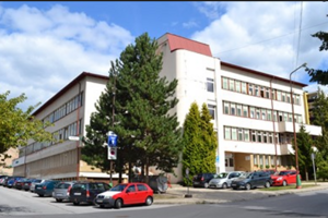 Poliklinika v Kremnici.