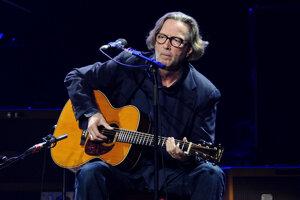 Eric Clapton.