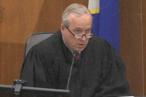Sudca okresu Hennepin Peter Cahill.