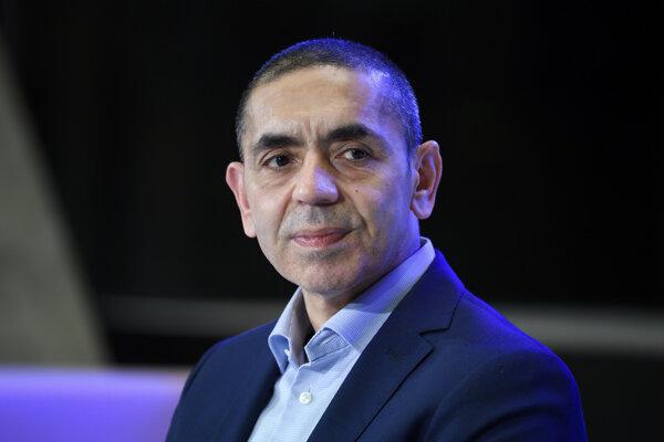 Zakladateľ BioNTech Ugur Sahin.