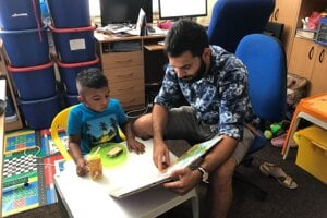 Hovorí, že pri doučovaní detí treba mať hlavne veľ trpezlivosti.
