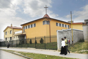 Na neslávne známom košickom sídlisku postavili kostol pred 10 rokmi.