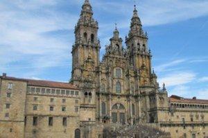 Katedrála v Santiagu de Compostela láka ročne státisce ľudí.