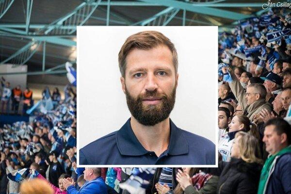 Tomáš Chrenko drží viaceré hráčske rekordy HK Nitra, od roku 2015 preň pracuje ako generálny manažér.