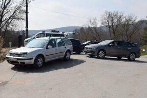 Volkswagen narazil do fiatu.