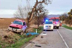 Pri nehode vyhasol život vodiča.