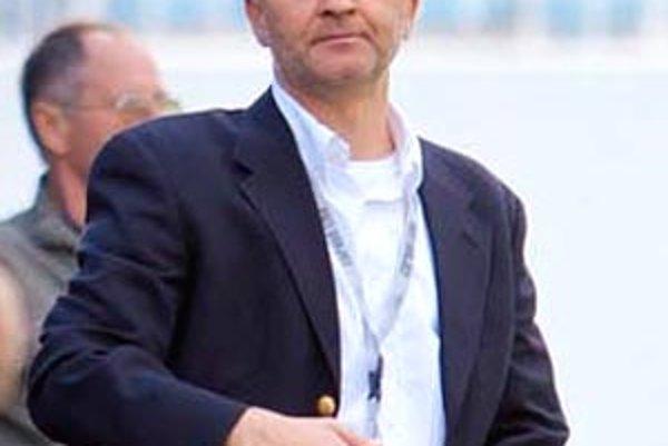 Juraj Jarábek odviedol v Zlatých Moravciach dobrú prácu. Od novej sezóny bude pôsobiť doma v Trnave.