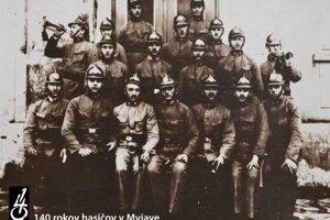 140. výročie oslavujú hasiči z Myjavy.