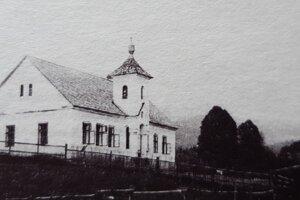 Prvá škola v Klíne