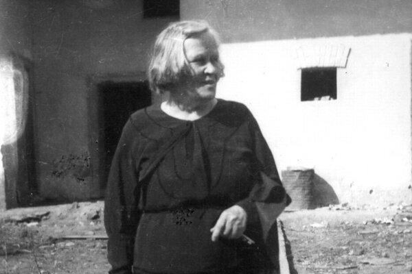 Božena Slančíková Timrava sa môže vďaka novej knihe predstaviť aj ako gazdiná.