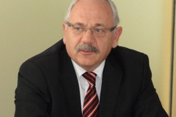 Rektor SPU Peter Bielik.
