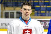Šimon Nemec je od pondelka v príprave s mužskou reprezentáciou Slovenska pred MS.