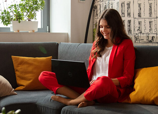 Kristina, účastníčka IT kurzu v Accenture