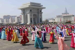 Severnej Kórei sa pandémia oficiálne vyhýba.
