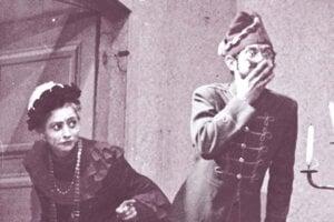 Dobrodružstvo pri obžinkoch, rok 1962.