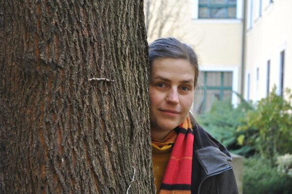 Fotografka Jana Mináriková.