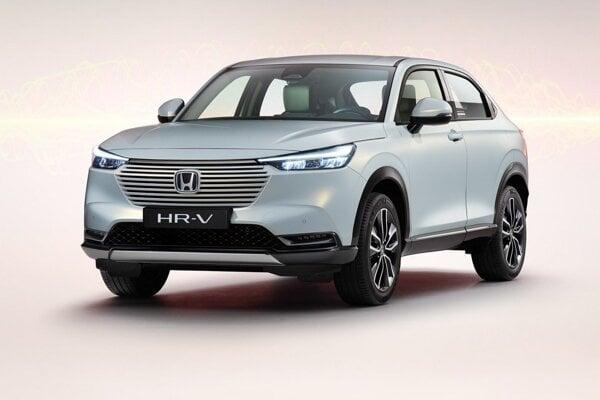 Honda HR-V e:HEV