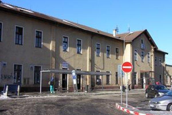 Železničná stanica v Nitre je v zlom stave.