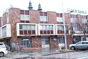 Majiteľa zmenila aj budova VUB, v ktorej sa stala rekordná krádež.
