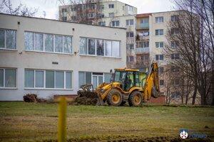 Vysúťažená cena za práce je viac ako 921-tisíc eur.