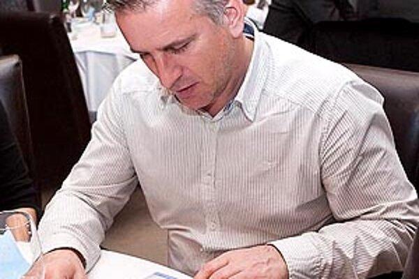"""""""Vypadnutie by bolo veľkým sklamaním,"""" hovorí generálny manažér klubu Jozef Petráni."""