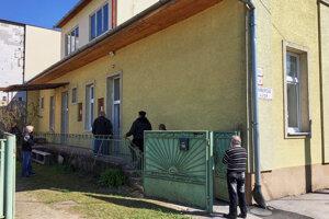 Mobilné očkovanie v Tornali.