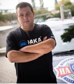 Štefan Farkaš z HAKA: najlepšie je údaje nahrať do systému vopred.