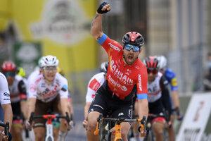 Sonny Colbrelli vyhral druhú etapu pretekov Okolo Romandie.