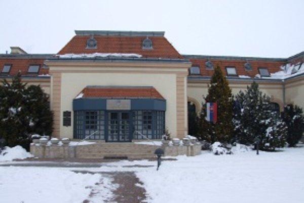 Štátny archív v Ivanke pri Nitre.