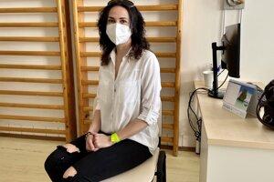 Aj Katarína je jednou z pacientiek trpiacich postcovidovým syndrómom.