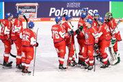 Hokejisti Česka.