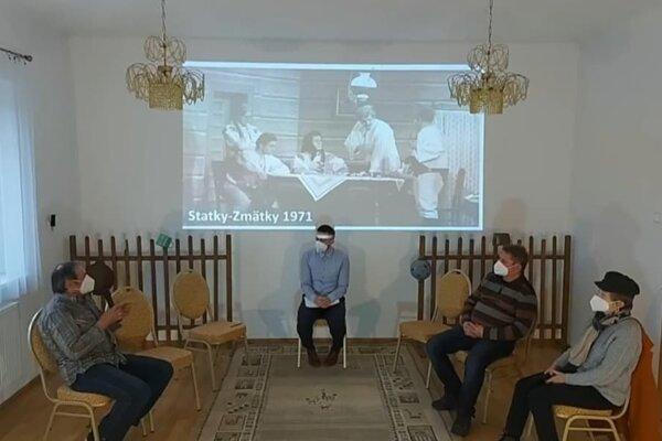 Ochotníci si zaspomínali na dve veľké režisérske osobnosti, Jána Ďuríka a Štefana Mišovica.