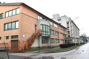 Zariadenie sociálnych služieb Arcus na Skladnej ulici v Košiciach.