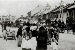 Deportácie v Spišskom Podhradí.