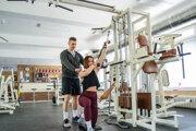 Do fitness centra napokon test nebude potrebný.