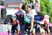 Peter Sagan v 10. etape na Giro d'Italia 2021.