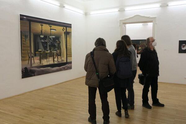 Výstavu otvorili minulý štvrtok.