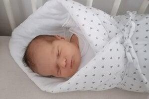 Adam Galánek (3410 g, 48 cm), sa narodil 8. mája Kataríne a Danielovi z Ihrište - Púchov