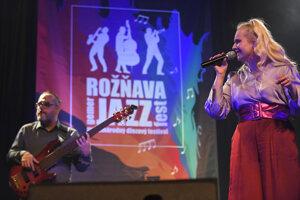 Szőke Nikoletta Quartet z Maďarska.